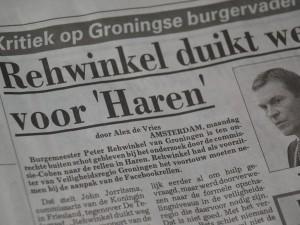 Liveblog raad Groningen over commissie-Cohen