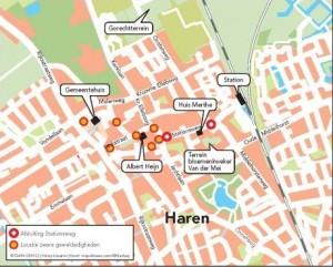 kaartje Haren