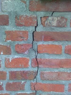 Aardbevingen en strooischade